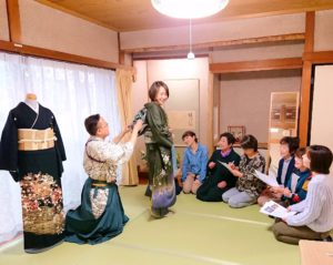 稲沢市で着付講座 – 小平治のブログ