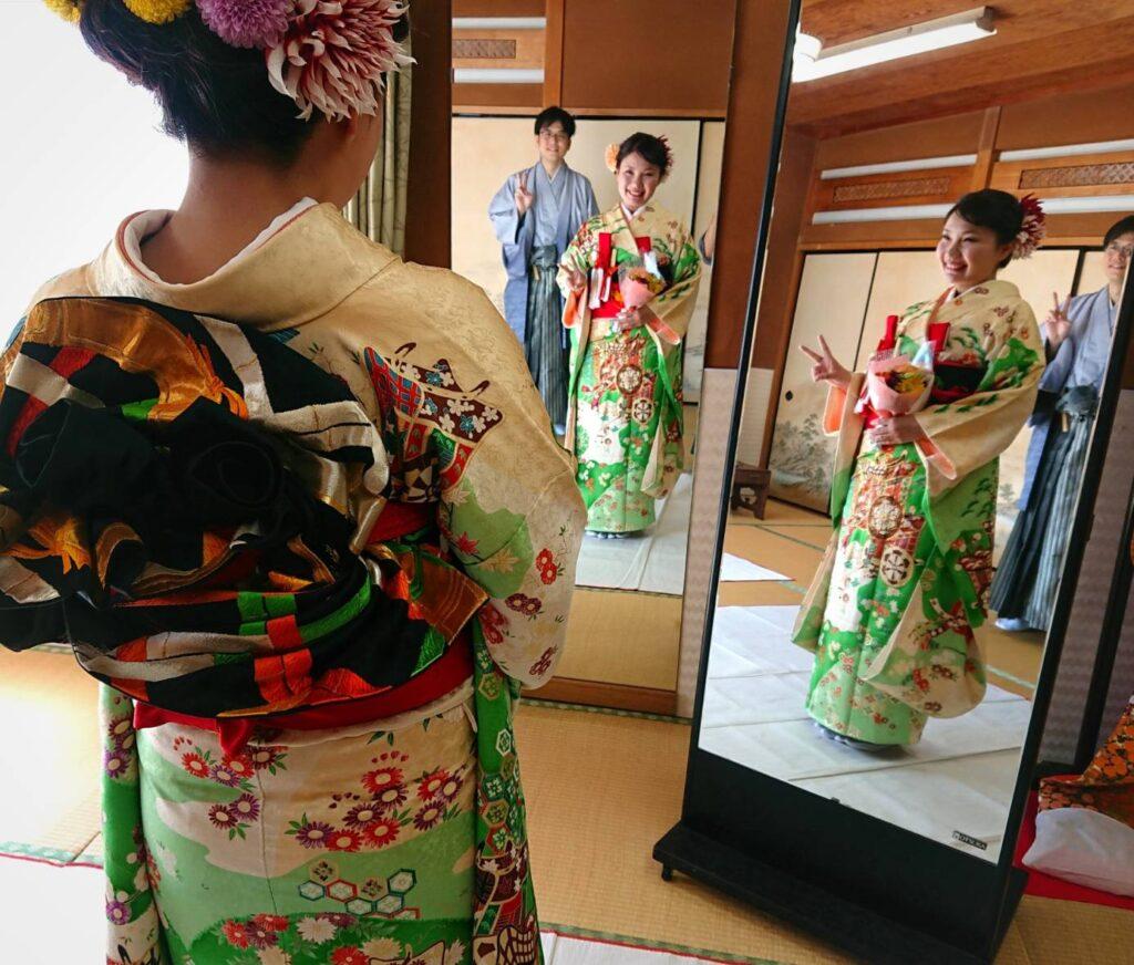 針綱神社の神前結婚式のご案内